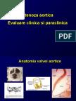 Stenoza Aortica Pentru Studenti 2009