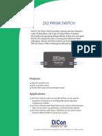 2x2 Prism Switch