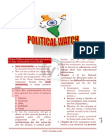 Current Affairs Feb 2014