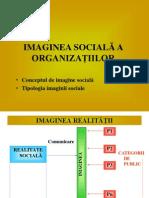 Imaginea Sociala. Sistemul Indicatorilor de Imagine