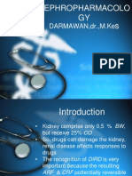 Neph Ro Pharmacology