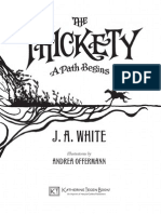 The Thickety by J.A. White Excerpt