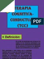 Terapia Conginitivo Conductual - Expo