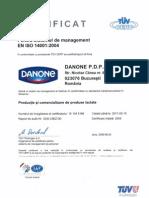 Certificat i So