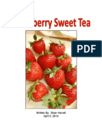Strawberry Sweet Tea Instruction Set