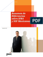 Diferencias IFRS