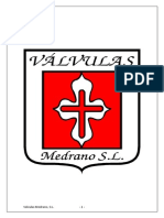Válvulas Medrano s.l.