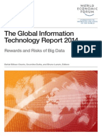 WEF Global Information Technology Report 2014