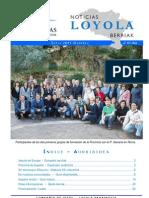 Noticias Loyola Berriak Oct09  #347