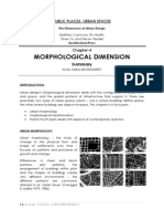 Morphological Dimension Summary by Arnav