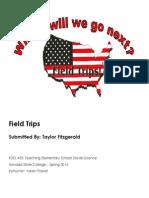 Field Trips Edel 453