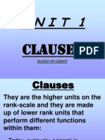 6-u1 Kinds of Clauses - 10-2