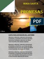 Hora Santa - Promesas de Jesus_www.pjcweb.org