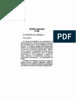 Decreto Legislativo N° 1025 (SERVIR)