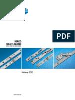 01 Katalog MACO Multi-Matic