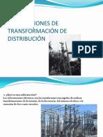 EXPO 4 Subestaciones de Transformacion en Distribucion FINAL