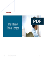 080806 DFWCUG the Internet Threat Horizon