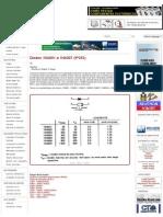 Diodos 1N4001 a 1N4007 (IP253)