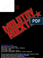 Molotov Rocktail Booklet interactive