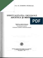 Dumitru Stăniloaie - Spiritualitatea Ortodoxă. Ascetica Și Mistica