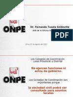 D 2003. Presentación CND. Lima.pdf