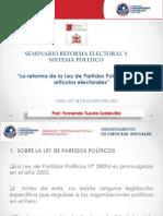 D 2012 Reforma electoral y de partidos JNE. Lima.pdf