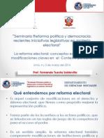 D 2014 Seminario Reforma Electoral. Congreso de la República.pdf