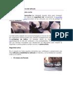 Seguridad Activa y Pasiva Del Vehículo