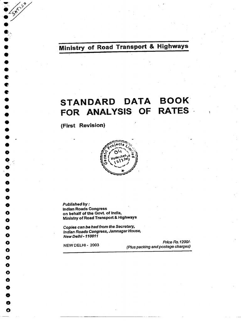 Morth Data Book