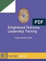 Other Publications Enlightened Feminine Leadership Training