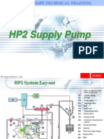 Denso HP2 PUMP Repair