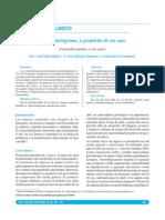 Craneofaringeoma - Caso Clinico