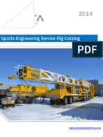 Sparta Engineering Rig Catalog 2014 New