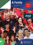 University of Arizona Parents & Family Magazine Spring 2014