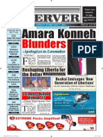 Liberian Daily Observer 02/07/2014