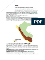 El Territorio Peruano