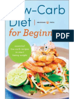 Low Carb Diet for Beginners Essential Low Carb Recipes to Start Losing Weight