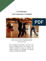 Pauline Overney – B1 - Dossier Bimédia APE - Art-thérapie
