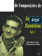 Songbook Jacob Do Bandolim _ Vol I