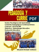 Pedagogia y Curriculo