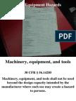 Mobile Equipment Hazards-A