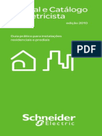 Manual Projeto Elétrico Residencial