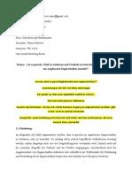 Philosophischer Essay zum Thema Faulheit
