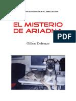 Deleuze, Gilles - El misterio de Ariadna.pdf