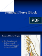 USG Guided Nerve Block Part II