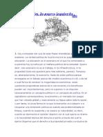 Sandino Núñez - La Educación La Nueva Izquierda y La Lógica Del Mercado-1.Docx