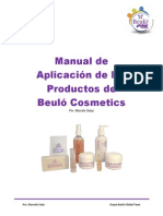 Manual de Aplicación de Productos Beuló Cosmetics