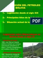 U-3 Historia Petroleo Bolivia