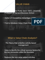 Value Chain&Vertical-Horizontal Integration&Supplay Chain