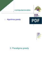 Algoritmos Greedy